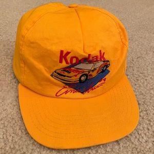Other - NASCAR Kodak #4 Ernie Irvan vintage hat